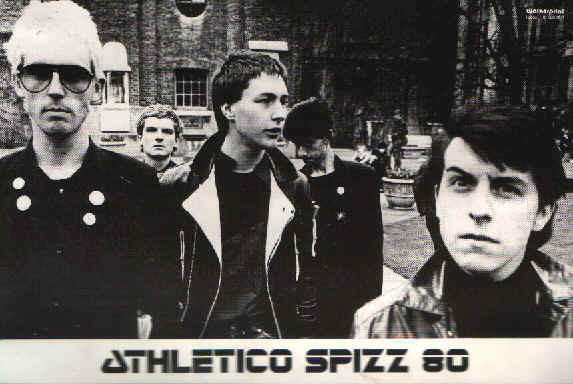 Athletico Spizz 80 band